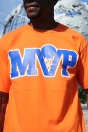 MVP tee orange