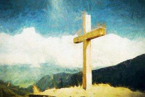cross, jesus, christ