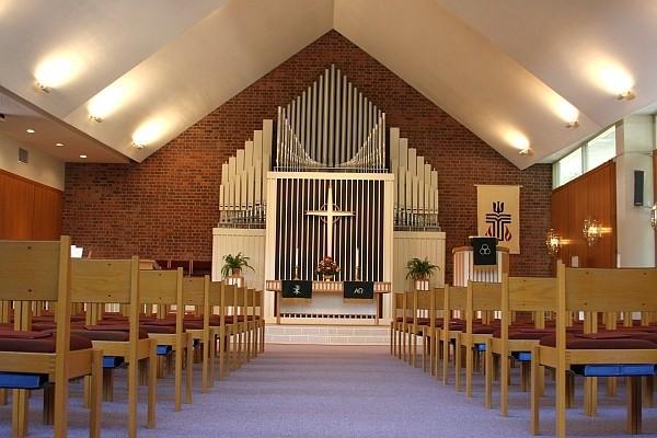 32 sanctuary Church