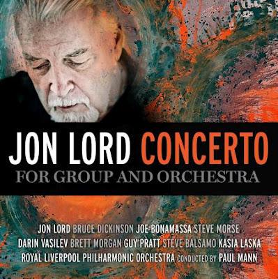 Deep Purple Jon Lord concerto 2012
