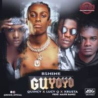 Music: Bshine - Guyoyo (feat Xbusta, Lucy q & Quincy) Prod by Major Bangz  (@bshine_official)