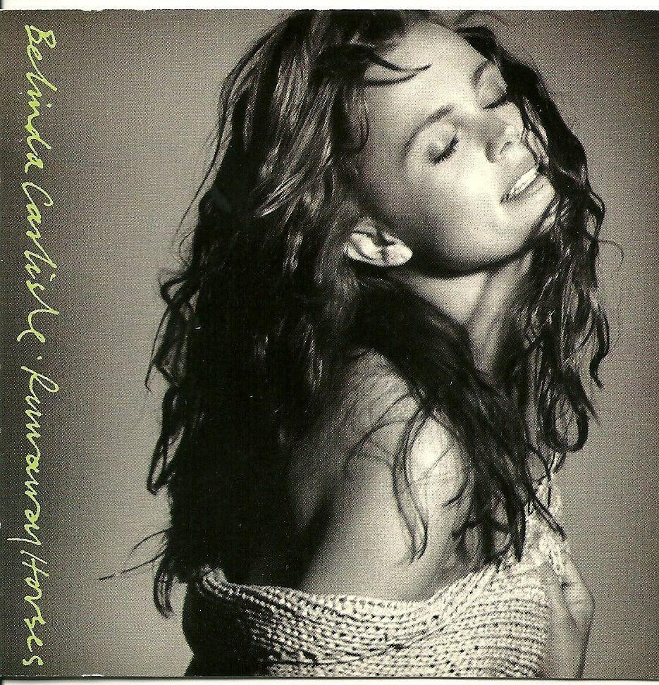 Belinda Carlisle CD Runaway Horses 1989 CDs