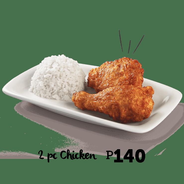 Bonchon 2 pc Chicken