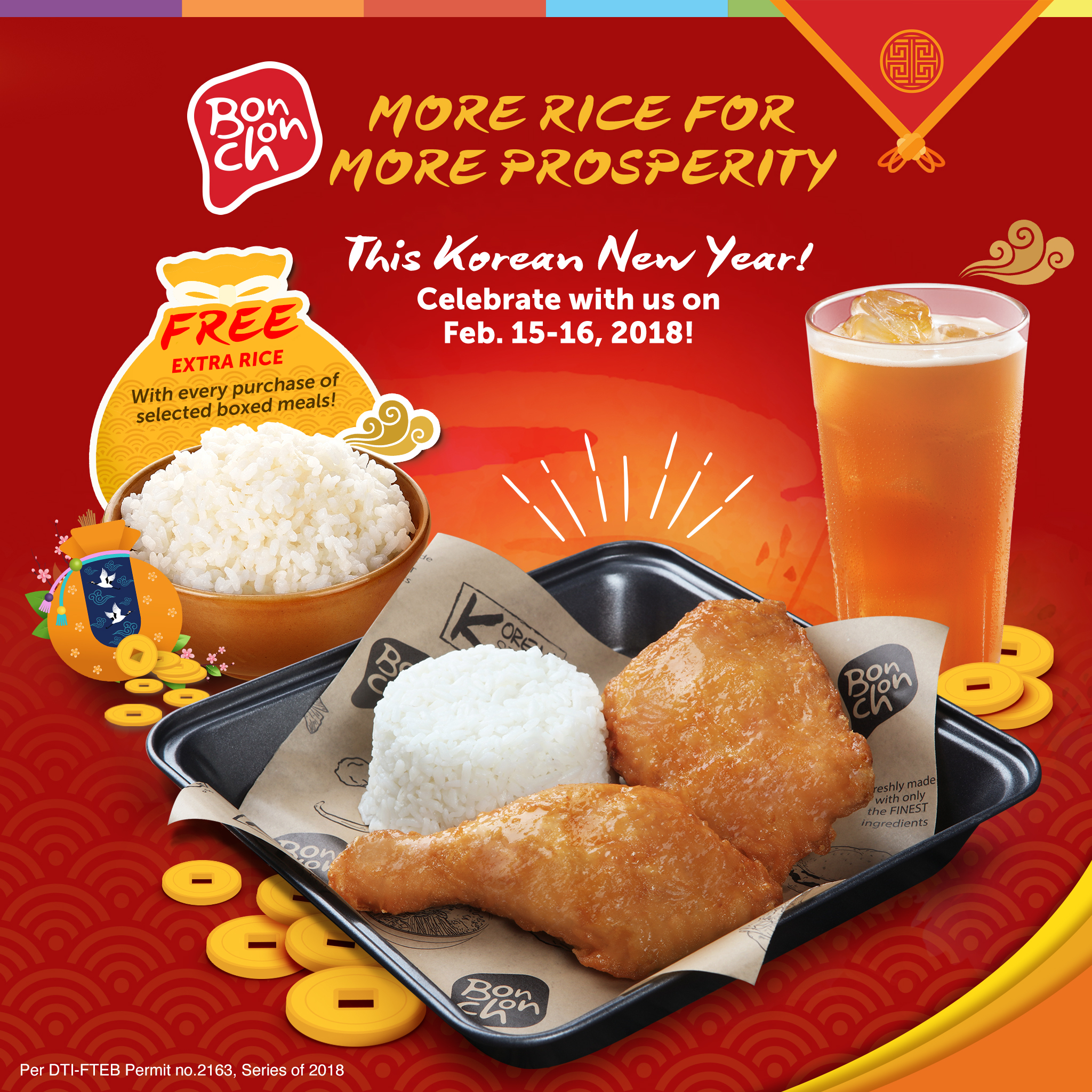 Latest Korean News Bonchon Korean New Year Promo Bonchon