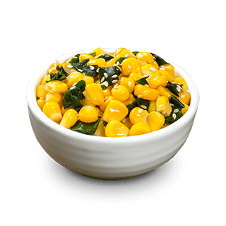 CORN-AND-SPINACH