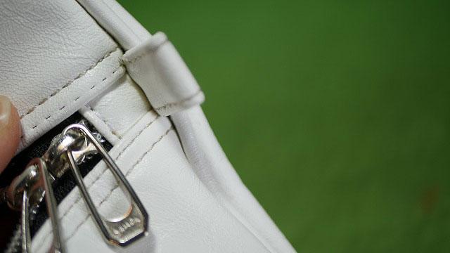 (SRIXON)スリクソン/キャディバッグフードカバーのファスナー解れを再縫製