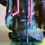 (BRIEFING×BEAMS)ブリーフィング×ビームス/スタンド式キャディバッグの脚修理