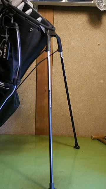 (OGIO)オジオ/スタンドキャディバッグの脚折れを修正