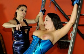 Jewell Marceau Dominated Hard and Punished by Her Gorgeous Mistress