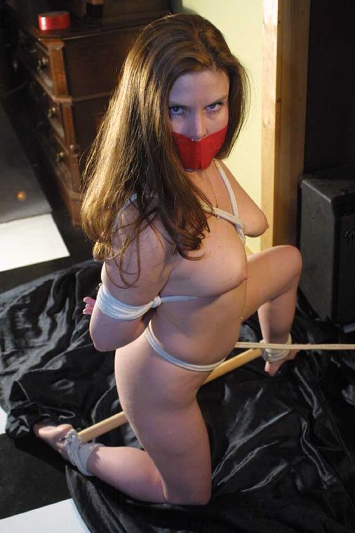 Glasses pegging high heels solo