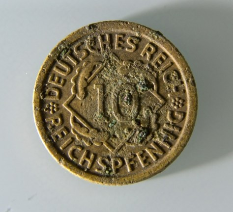 10 pfennig 1935