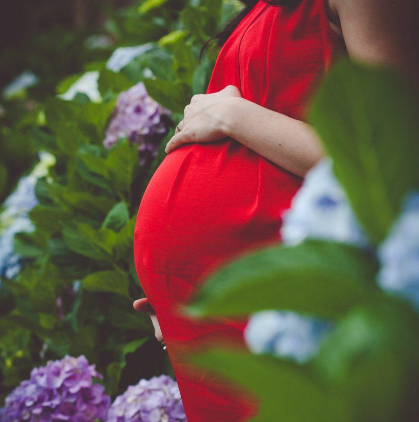 In uterus