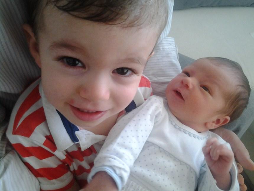 Irmãos: os deles e o meu