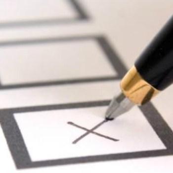 Em época de campanha, eu dou-vos AS razões para votar!