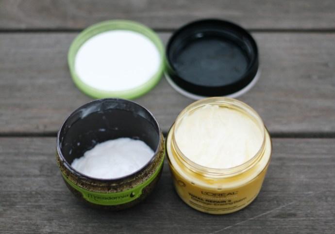High-End vs. Drugstore: Hair Mask Edition | BondGirlGlam.com