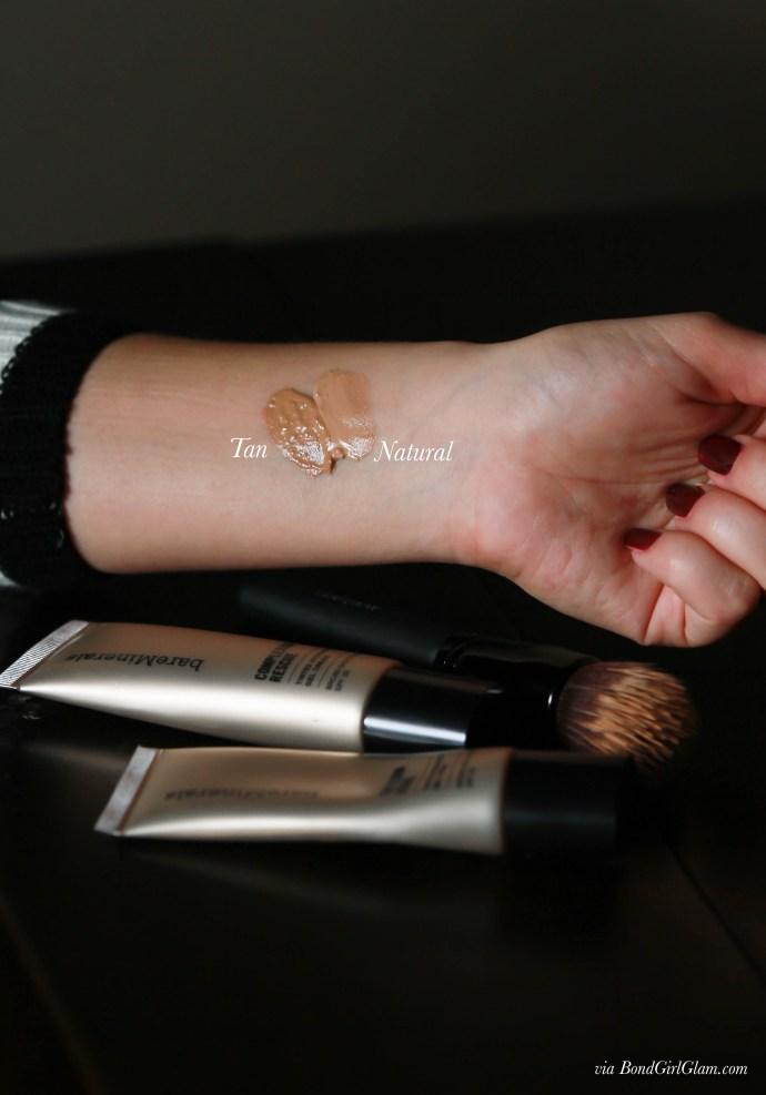 NEW bareMinerals Complexion Rescue Review, Swatch, & Look | BondGirlGlam.com