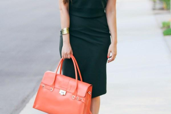#OOTD // Dark Green Crop Top & Asymmetrical Skirt | BondGirlGlam.com