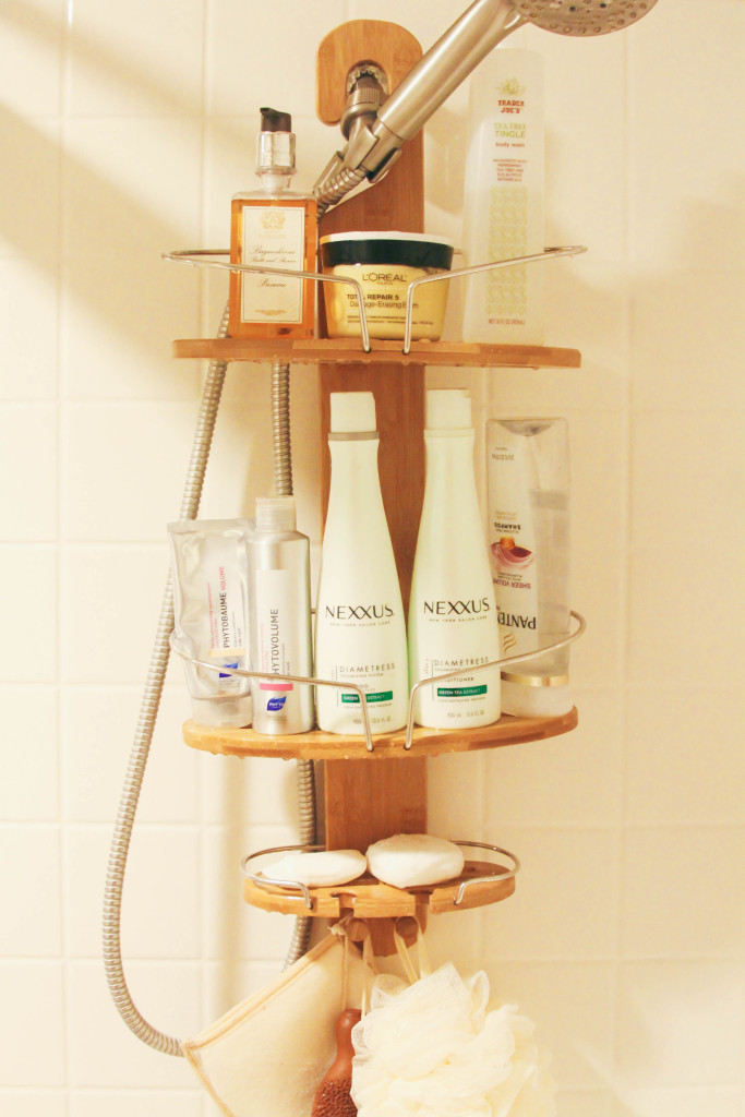 What's In My Shower | BondGirlGlam.com