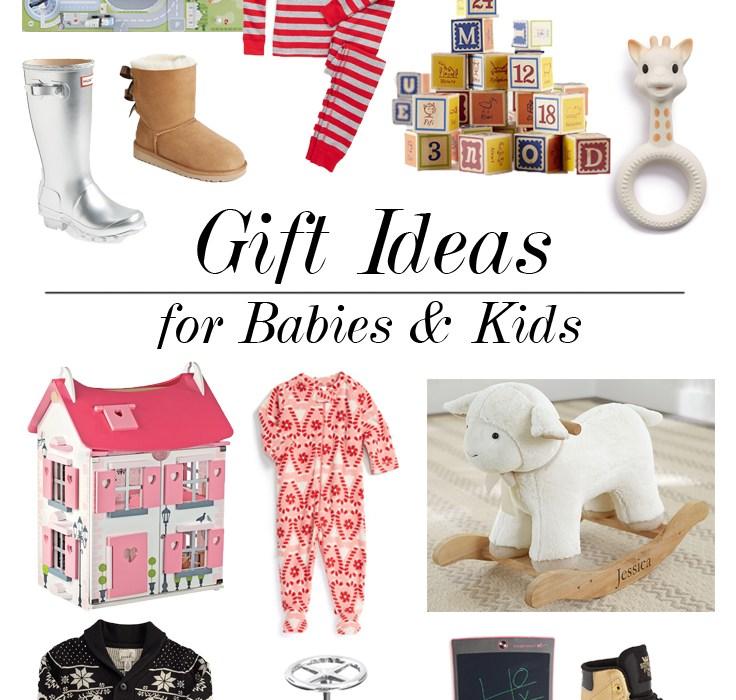Gift Ideas for Babies & Kids | BondGirlGlam.com