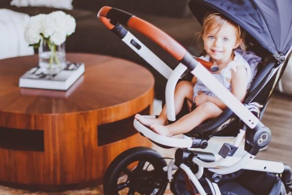 Quinny Moodd x Rachel Zoe Limited Edition Stroller | BondGirlGlam.com