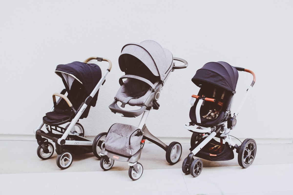 Single Stroller Comparison // Stokke Xplory vs. Quinny Moodd vs. Mutsy Igo
