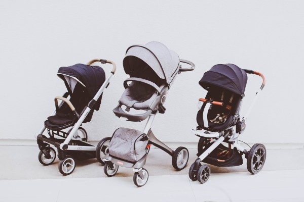 Single Stroller Comparison // Stokke Xplory vs. Quinny Moodd vs. Mutsy Igo | BondGirlGlam.com