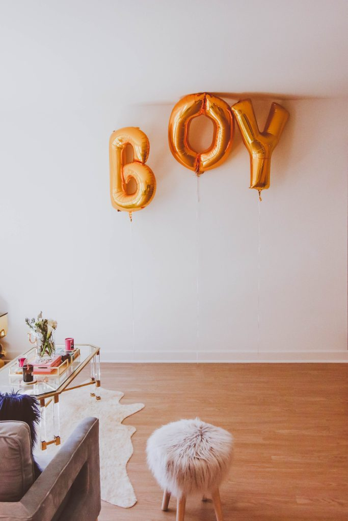 A Baby Sprinkle for Baby Boy Bond   BondGirlGlam.com