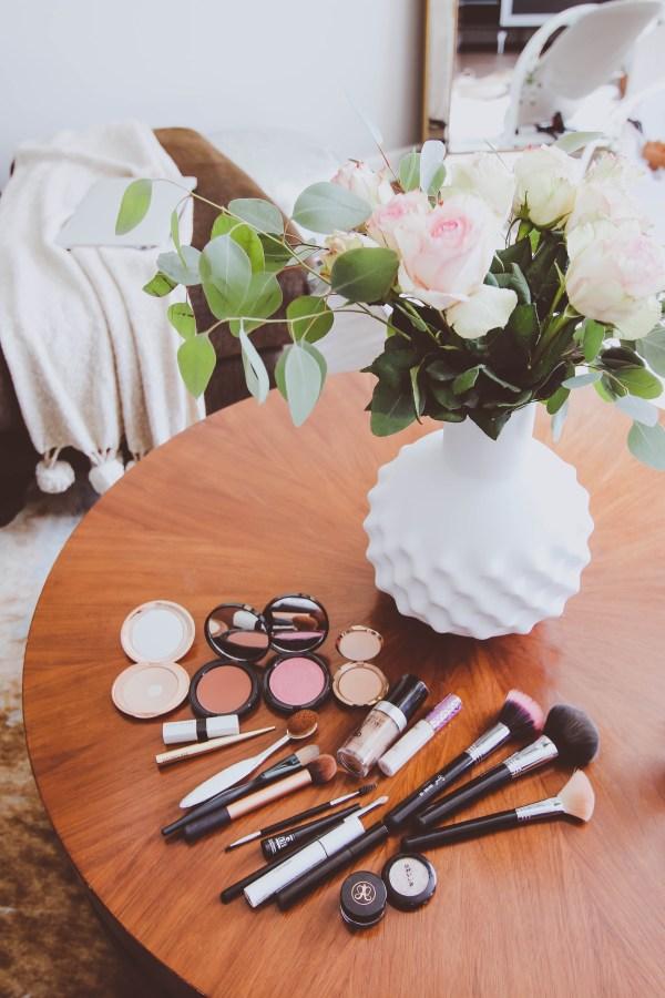 Updated Mom of 2 Everyday Makeup Routine   BondGirlGlam.com