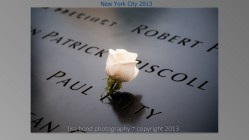 #9/11 Memorial wall names
