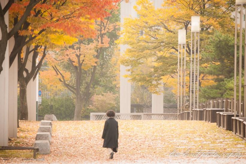 Solitude in Seoul