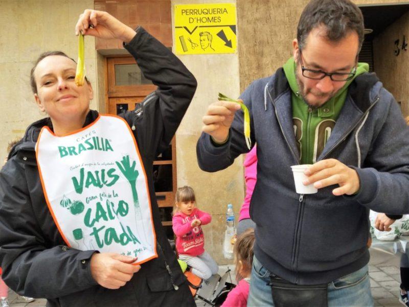 Calcotada Valls