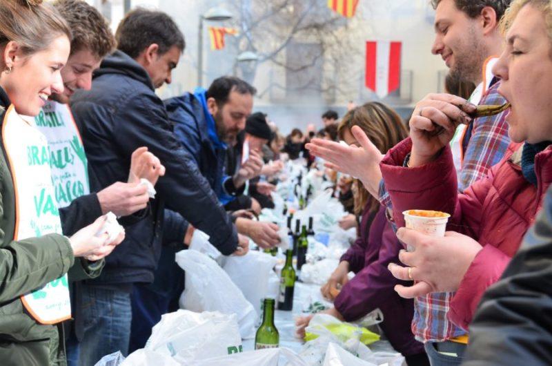 Festa Calcotada Valls