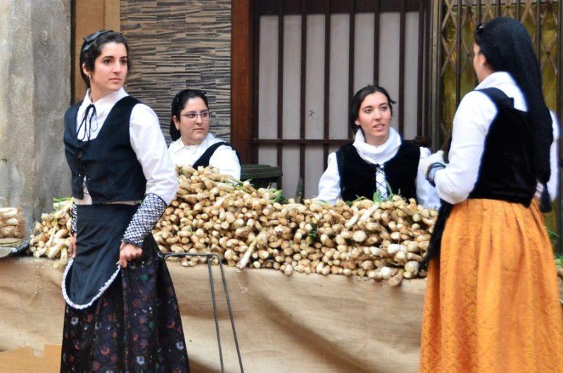 Calcotada Valls | Calcotfestival in Valls