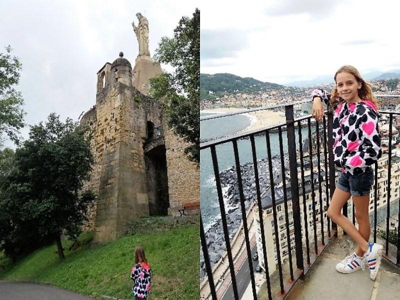 San Sebastian met kinderen | Spaanse citytrip met kinderen | familievakantie San Sebastian