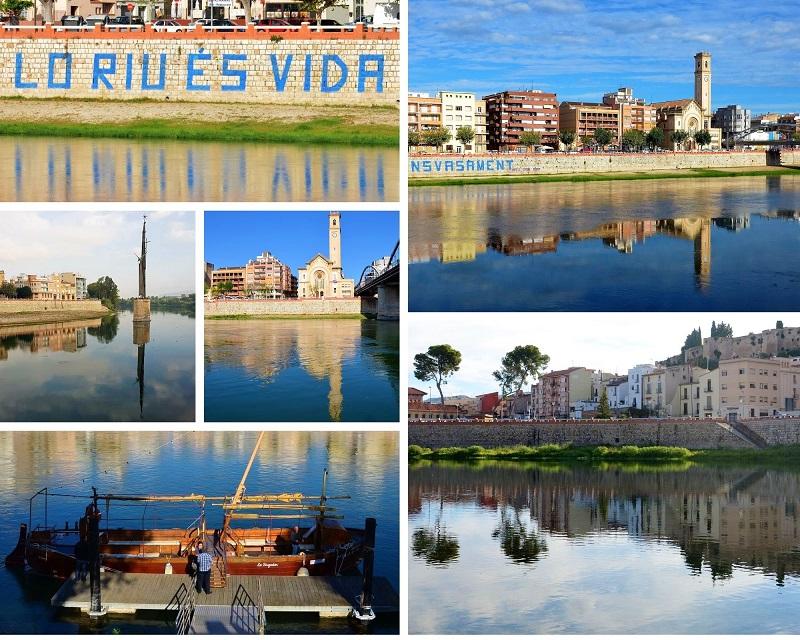 Tortosa aan de Ebro