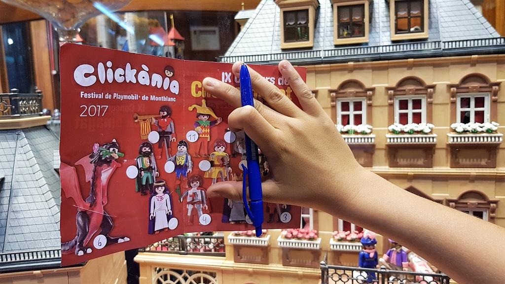Clickania | Te leuk Playmobil Festival Montblanc