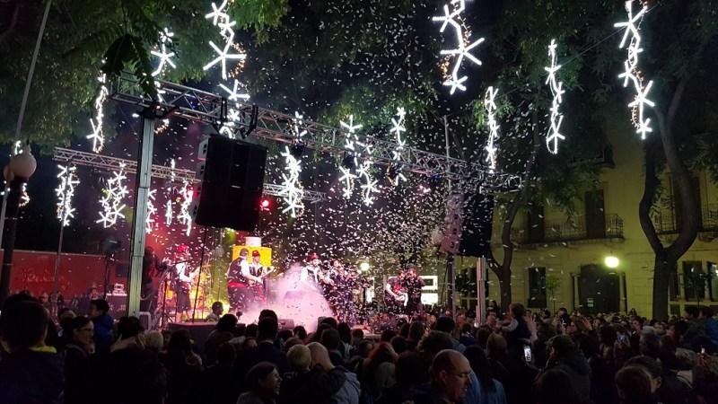 Kerstverlichting Tarragona | B;ack Travelpics | Black Friday Travelpics
