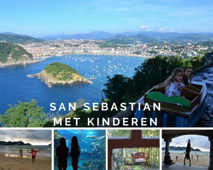 Citytrip San Sebastian met Kinderen