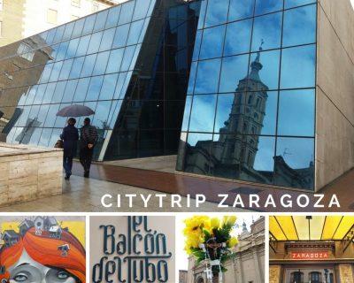 Citytrip Zaragoza Stedentrip Spaanse Steden