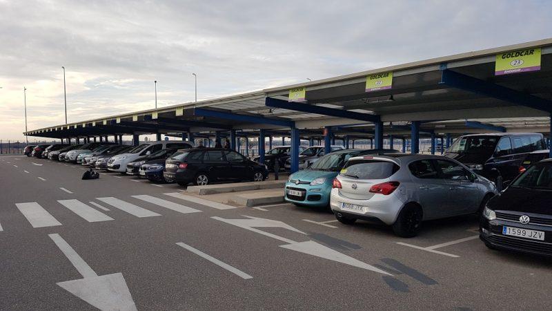Huur auto vliegveld Reus