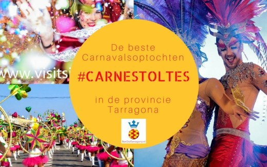 Carnavalsoptochten in Tarragona | Carnestoltes Tarragona