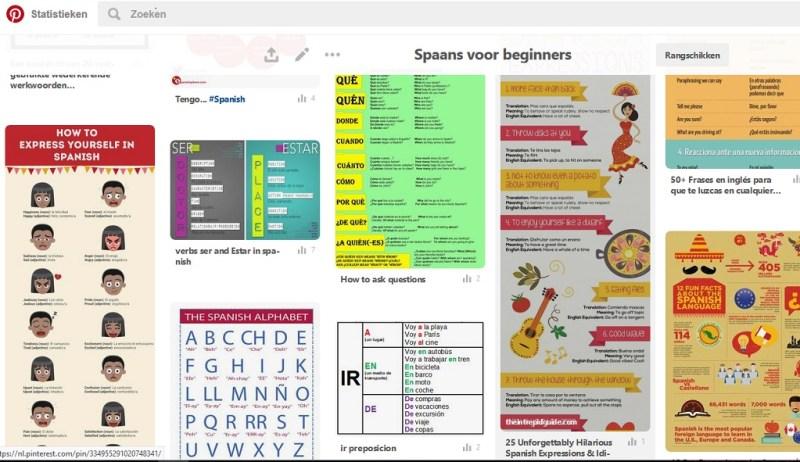 Leuk Spaans leren | zelfstudie Spaans | Spaans studeren | studie Spaans | Spaanse les