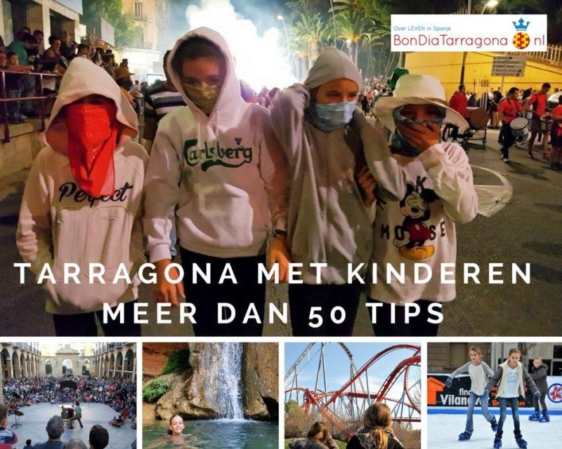 Tarragona met tieners   Costa Dorada met kinderen   Tarragona met kinderen  Familie vakantie Costa Dorada   Familie vakantie Tarragona