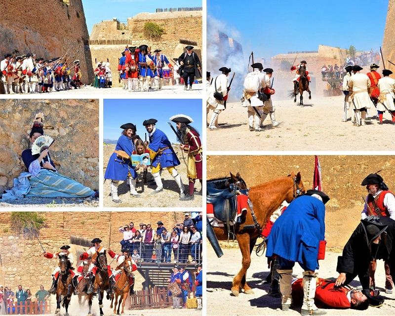 Het beleg van Tortosa