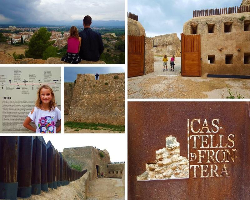 Kasteel Tortosa | Bezienswaardigheden Tarragona