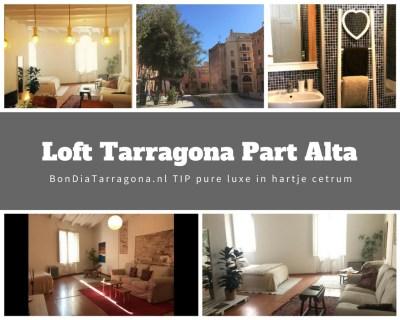 Hotel tip Tarragona   Loft Tarragona Part Alta