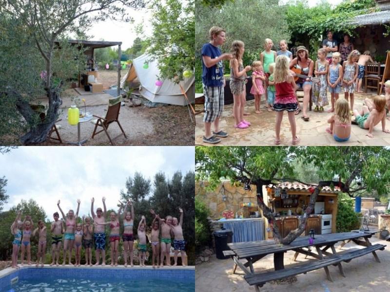 Charme camping Tarragona | familiecamping Tarragona | Kamperen in Catalonië