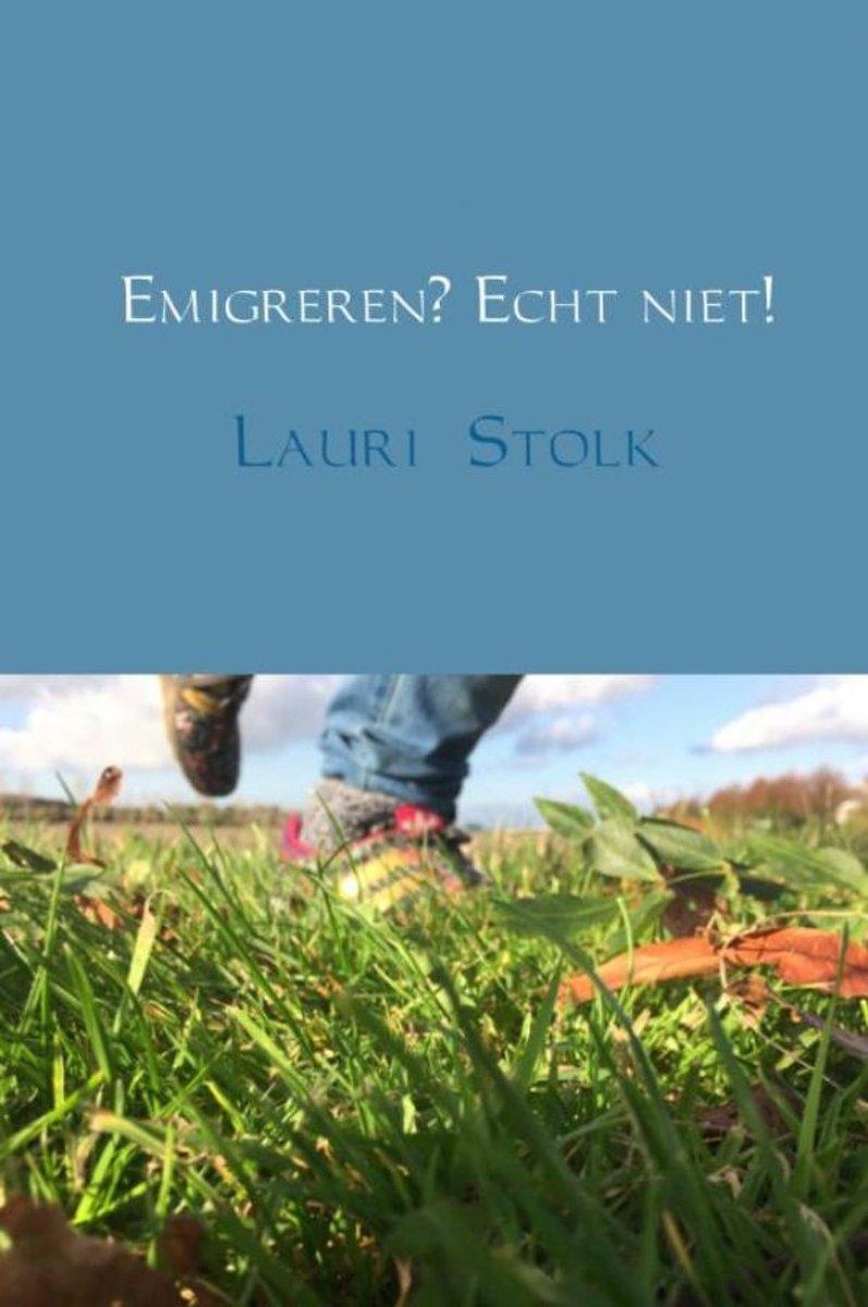 Emigratieboek voor tieners