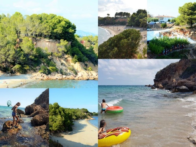 Stranden Terres de l'Ebre | Stranden Terresdelebre