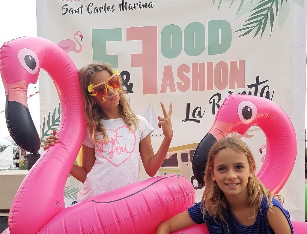 Food Fashion la Rapita | Oergezellig in de haven